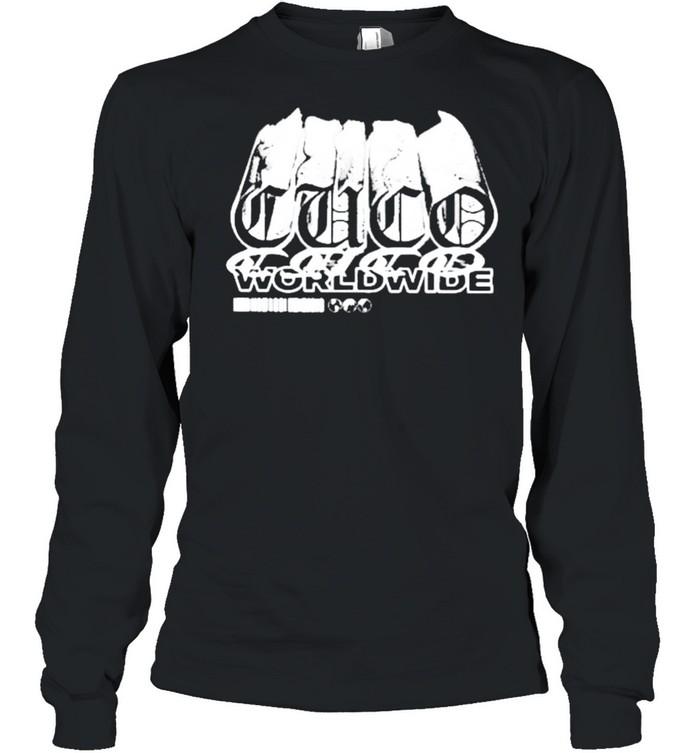 Cuco store shirt Long Sleeved T-shirt