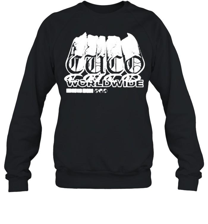Cuco store shirt Unisex Sweatshirt