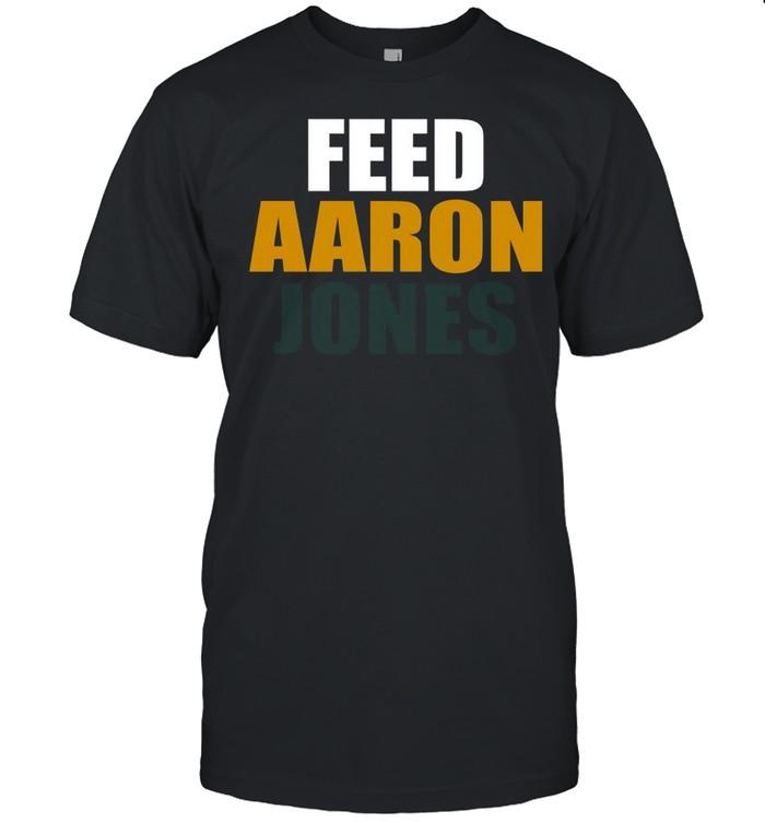 Feed Aaron Jones shirt Classic Men's T-shirt