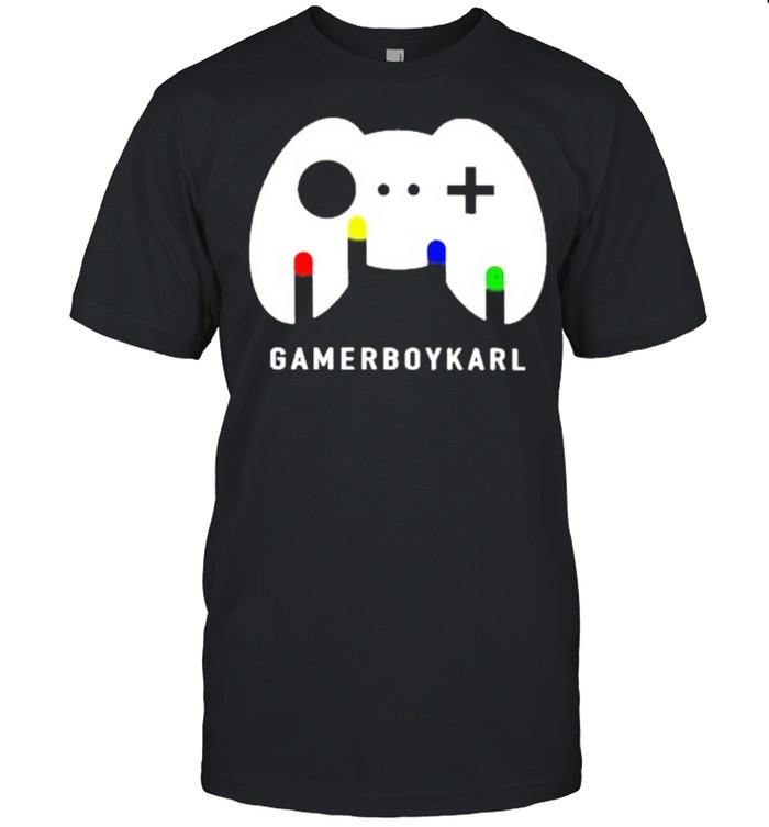 Gamerboykarl twitch sweat crewneck shirt Classic Men's T-shirt