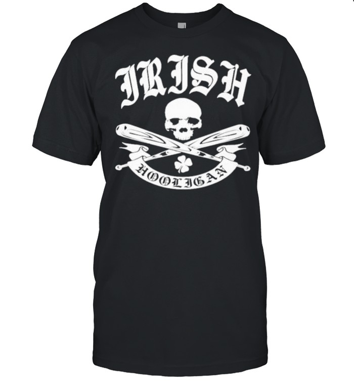 Irish hooligan shirt Classic Men's T-shirt