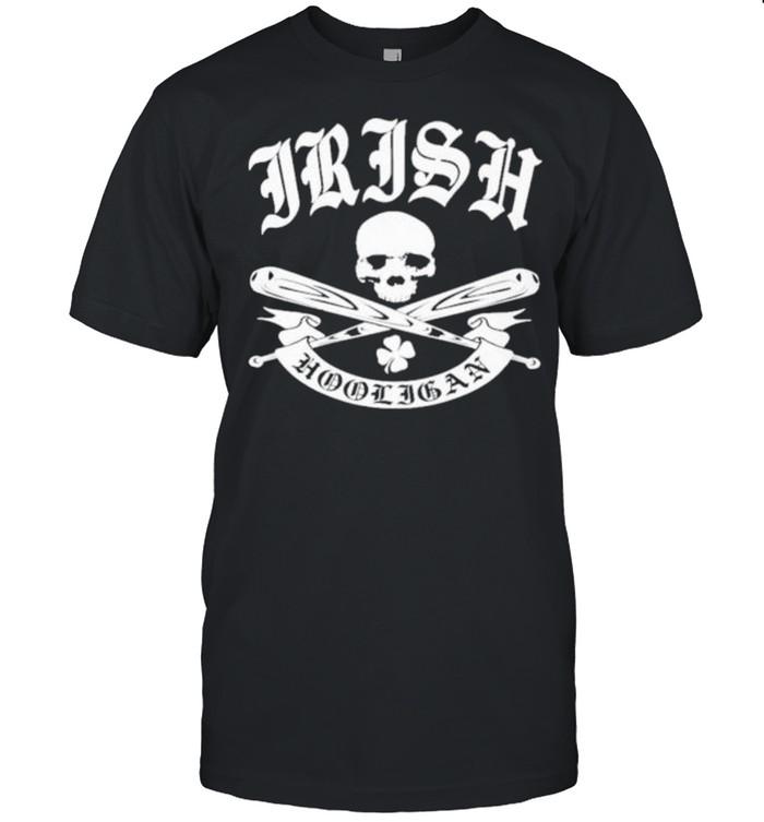 Irish hooligan shirt Classic Men's T-shirt