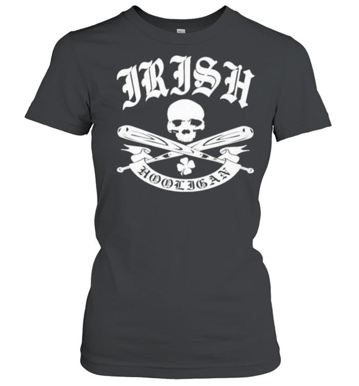 Irish hooligan shirt Classic Women's T-shirt