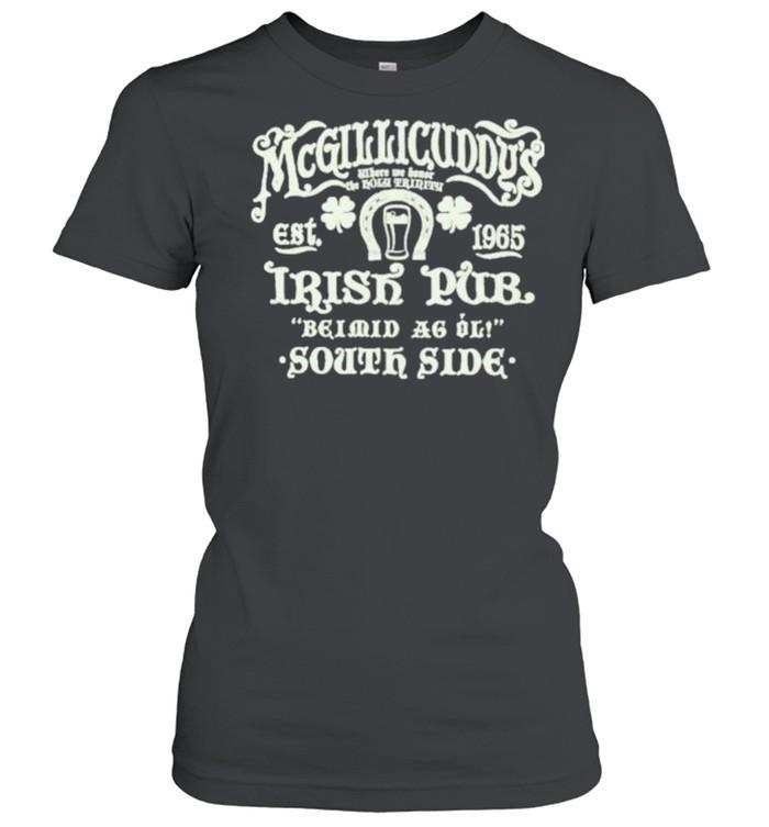 Irish pub shirt Classic Women's T-shirt