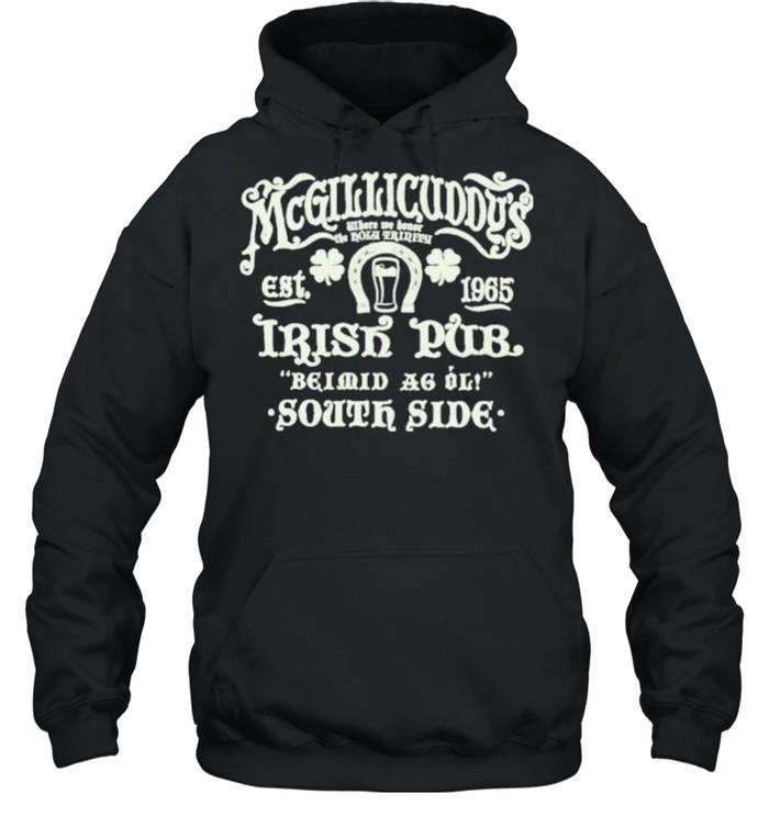 Irish pub shirt Unisex Hoodie