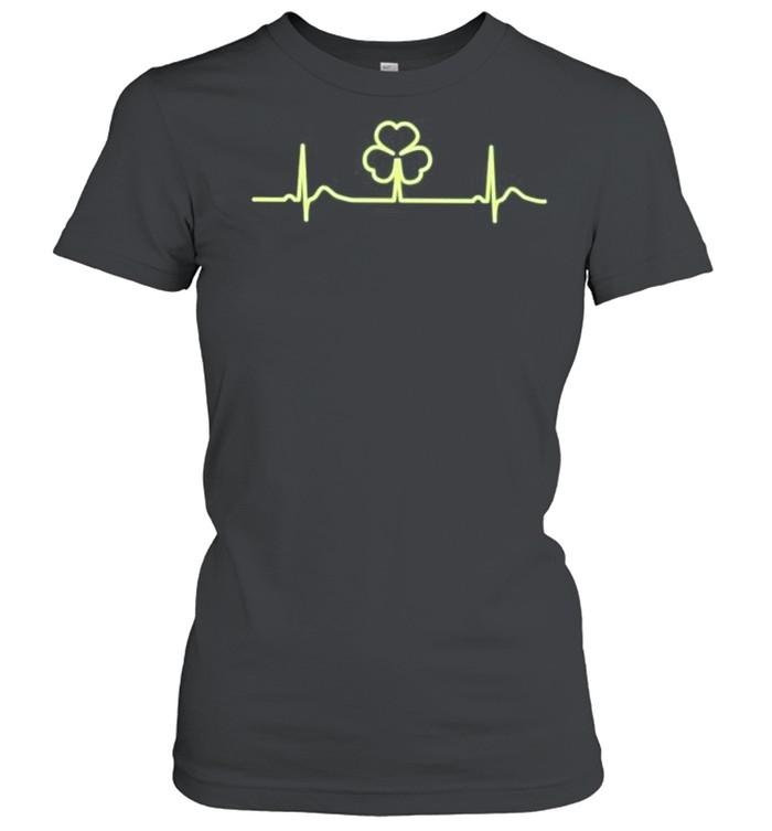 Irish shamrock shirt Classic Women's T-shirt