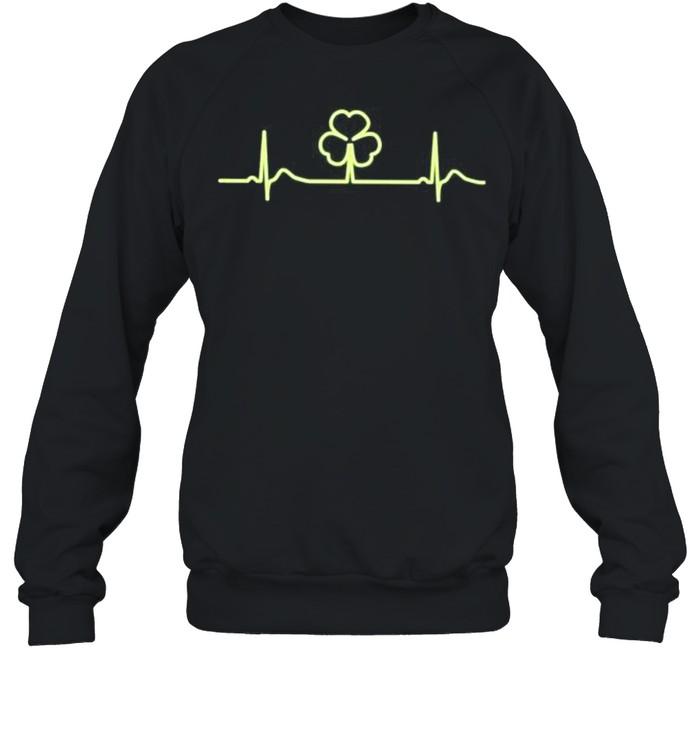 Irish shamrock shirt Unisex Sweatshirt