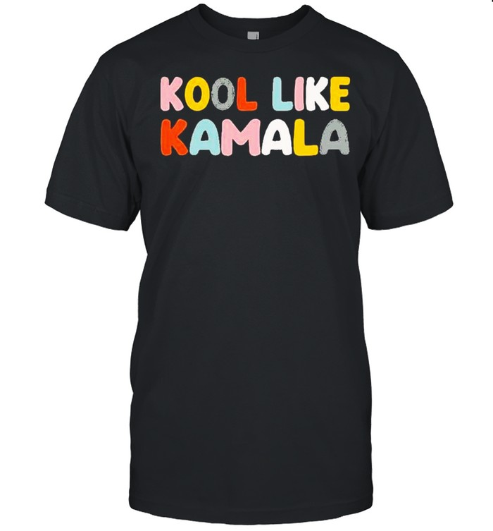Kool like Kamala 2021 shirt Classic Men's T-shirt