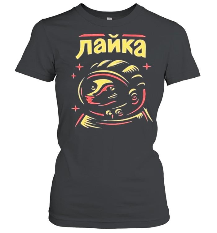 Laika shirt Classic Women's T-shirt