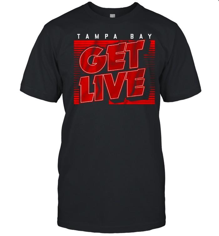 Tampa Bay get live shirt