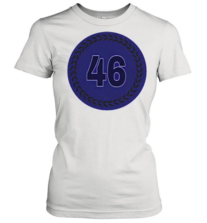 46 Baseball shirt Classic Women's T-shirt