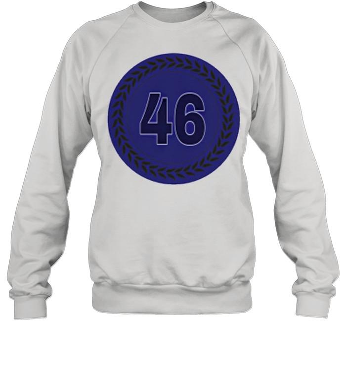 46 Baseball shirt Unisex Sweatshirt