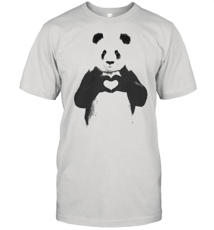 Love Panda shirt