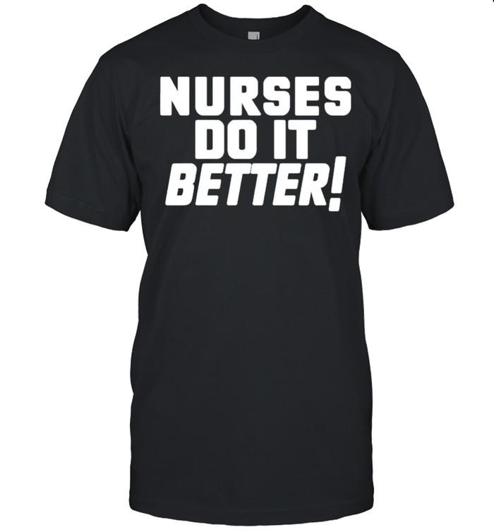 Nurses do it better led Zeppelin robert plant Tshirt