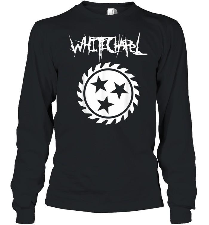 WhitechapelDBFC shirt Long Sleeved T-shirt