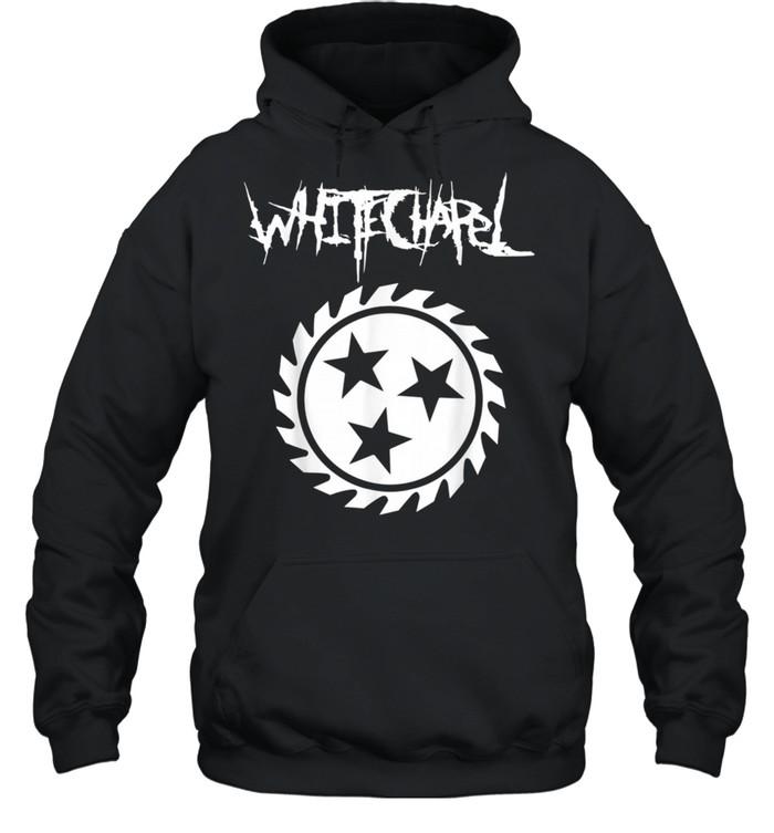WhitechapelDBFC shirt Unisex Hoodie
