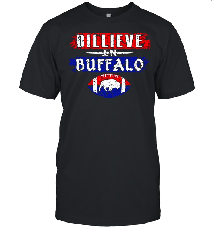 Believe In Buffalo Bills Rugby 2021 shirt
