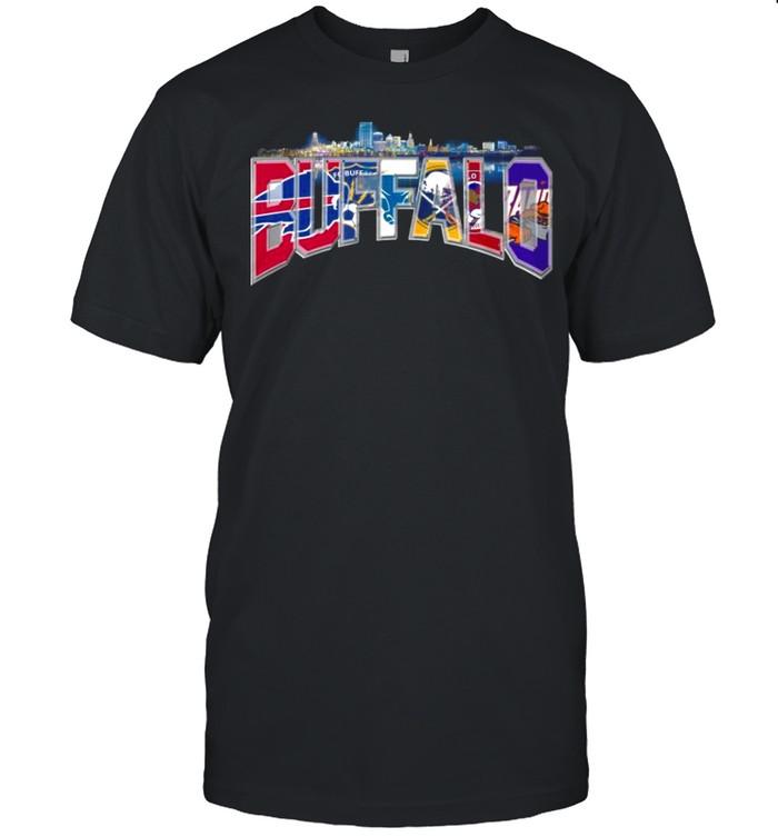 Fc Buffalo Bills In The City 2021 shirt