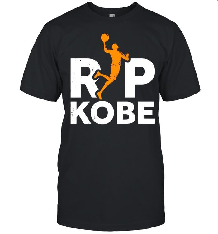 Rip Kobe Bryant 2021 shirt
