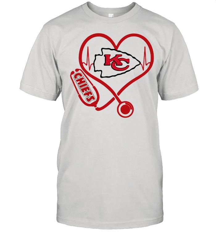 Chiefs Team Football Cardiologist shirt