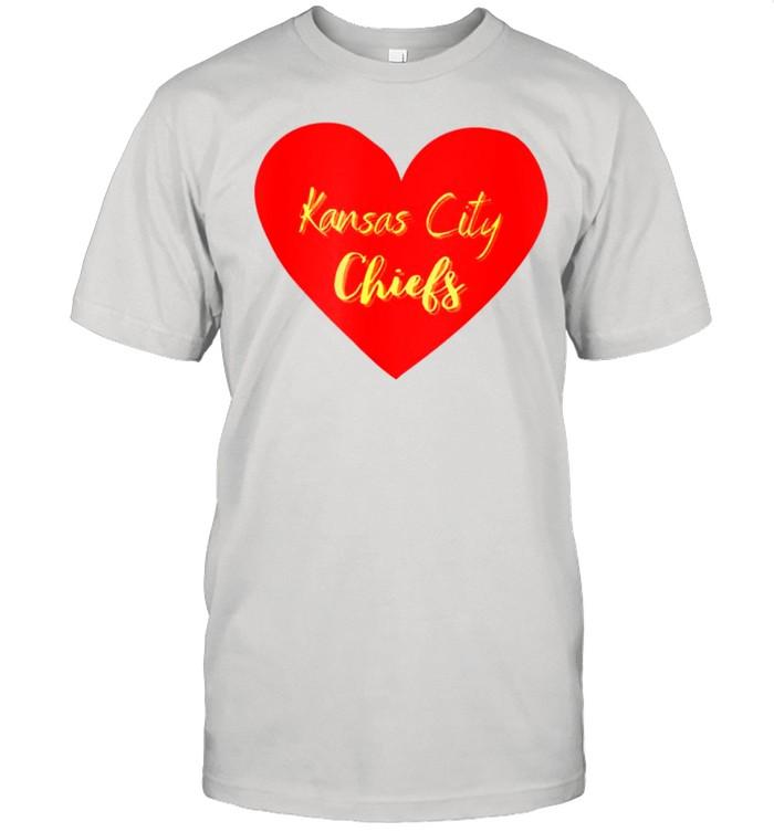 Kansas City Chiefs football lover shirt
