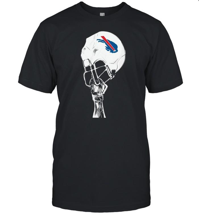 The Buffalo Bills Hat Helmet 2021 shirt