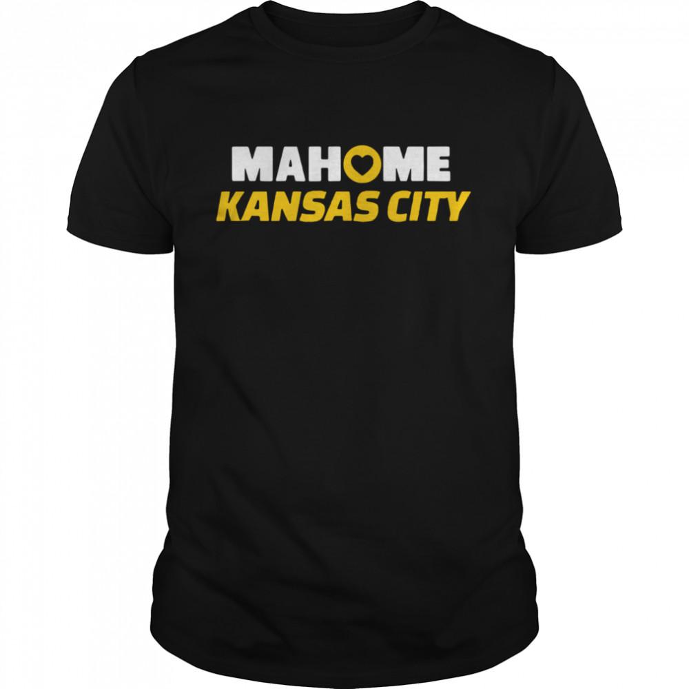 Patrick Mahomes Kansas City shirt