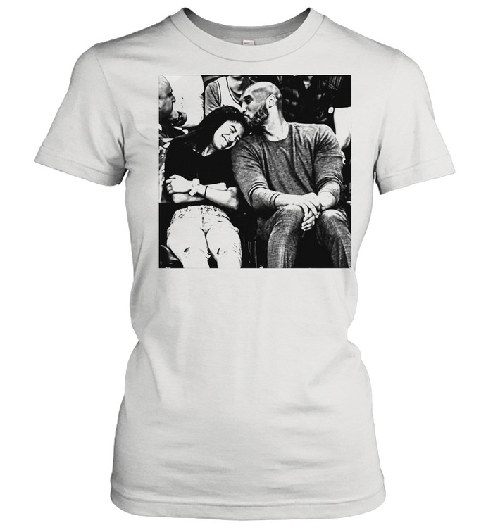 Kobe And Gigi Memorial A Celebration shirt Classic Women's T-shirt