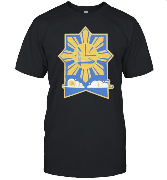 Golden state warriors filipino heritage night 2021 shirt