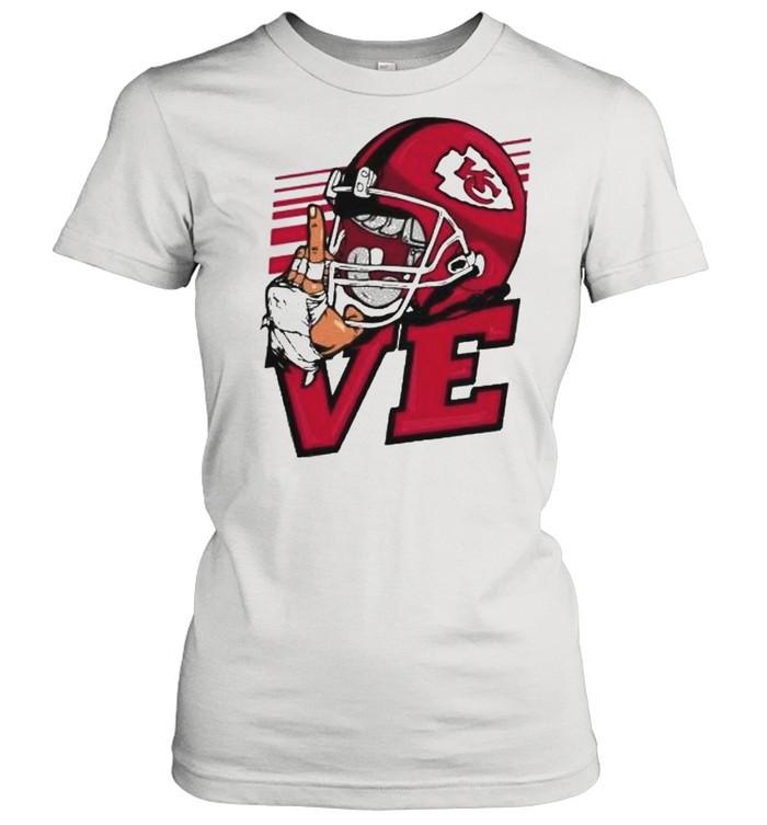 Kansas city chiefs 2021 classic shirt Classic Women's T-shirt