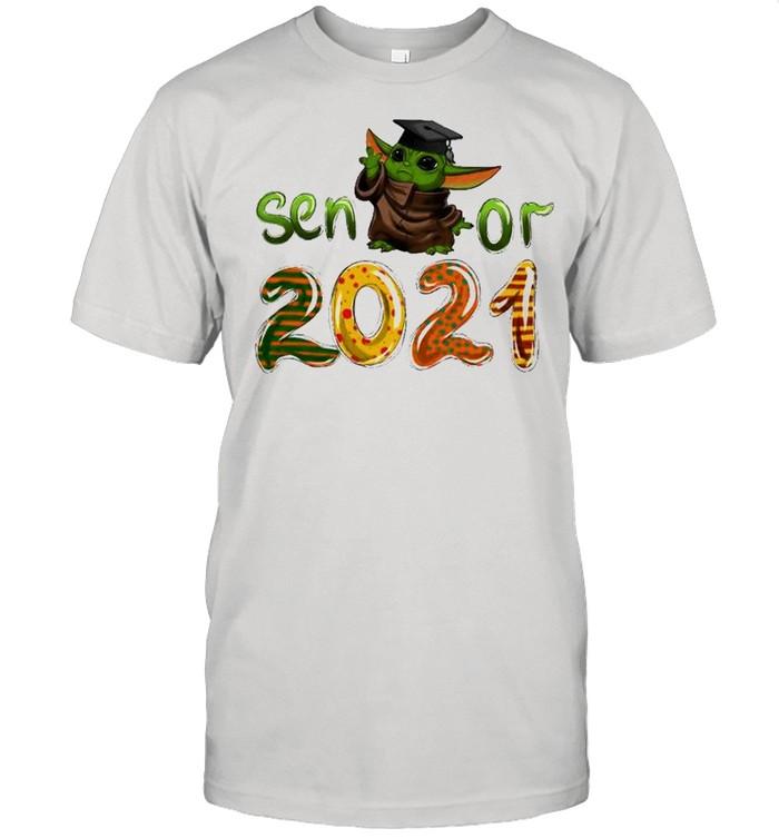 Baby yoda sensor 2021 shirt