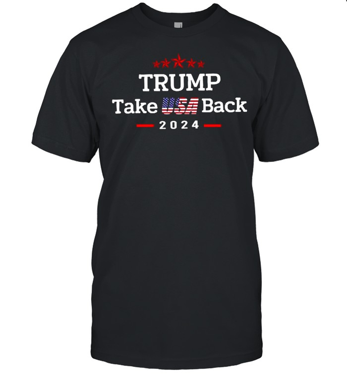 Trump Take Usa Back 2021 shirt Classic Men's T-shirt