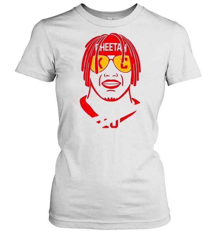 Tyreek Hill Svg Theetan Kansas City shirt Classic Women's T-shirt
