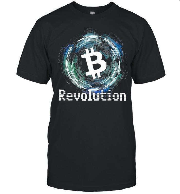 Bitcoin Revolution shirt