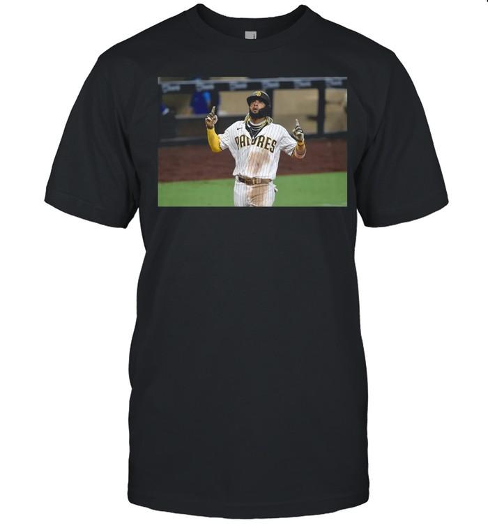 Fernando Tatis Jr Mvp All Star Nba 2021 shirt Classic Men's T-shirt