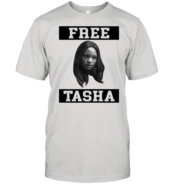 Free Tasha Logo shirt