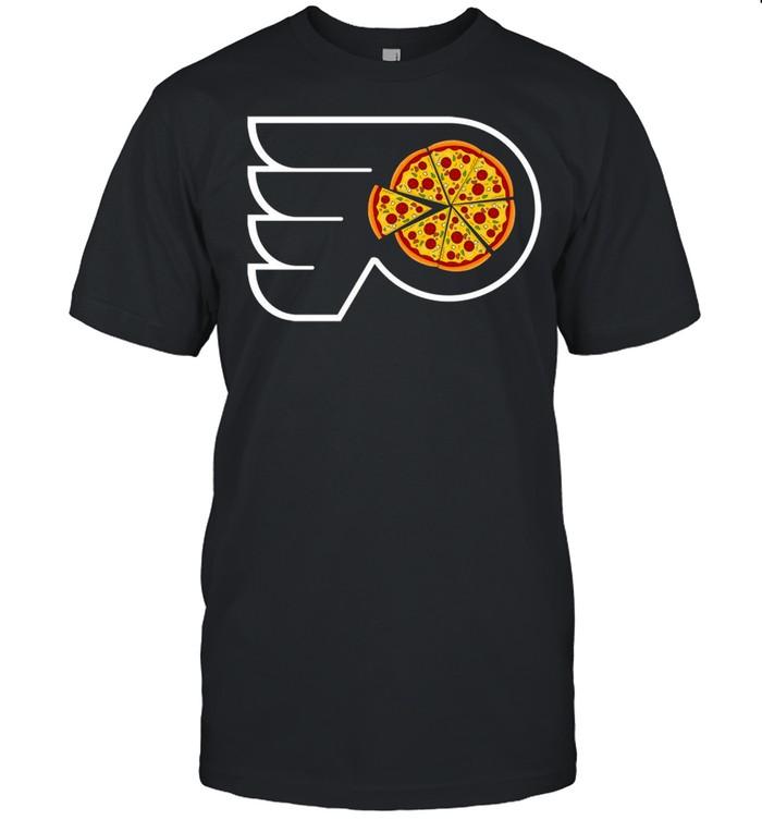 Philadelphia Flyers Pizza shirt Classic Men's T-shirt