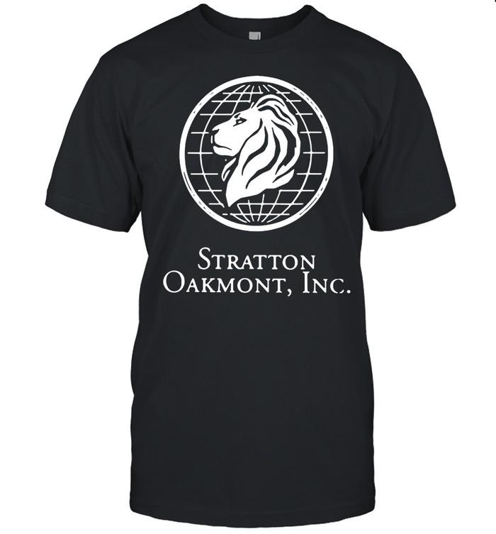Wolf Of Wall Street Stratton Oakmont shirt