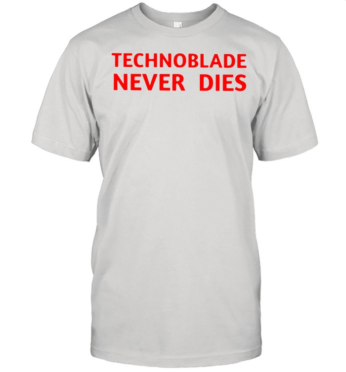 Technoblade Never Dies shirt Classic Men's T-shirt