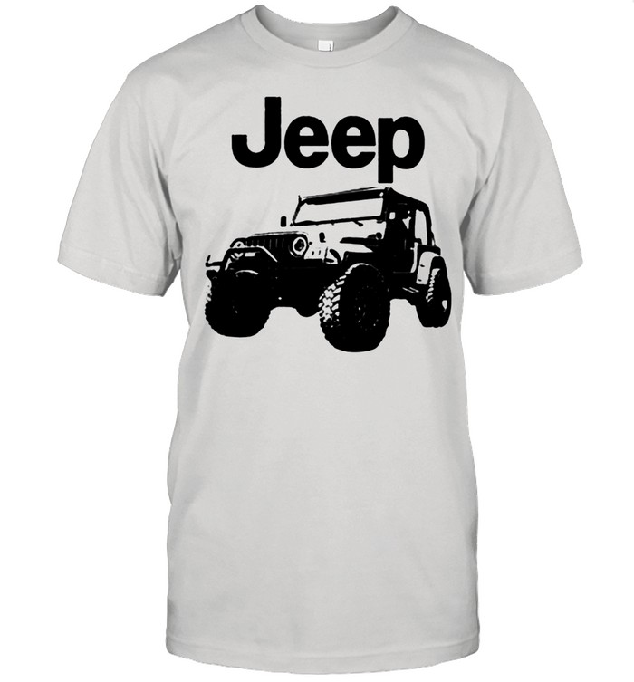 Love jeep shirt Classic Men's T-shirt