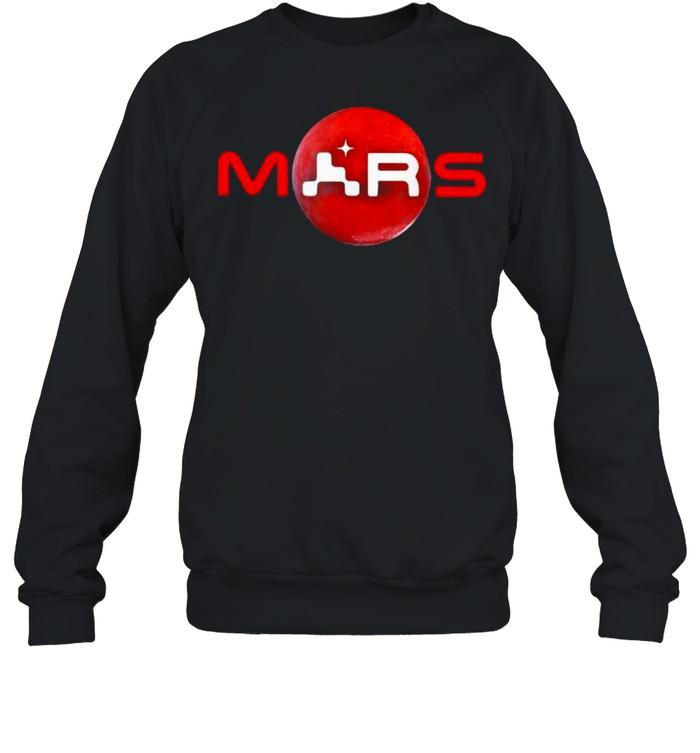 Mars Perseverance Landing Nasa shirt Unisex Sweatshirt