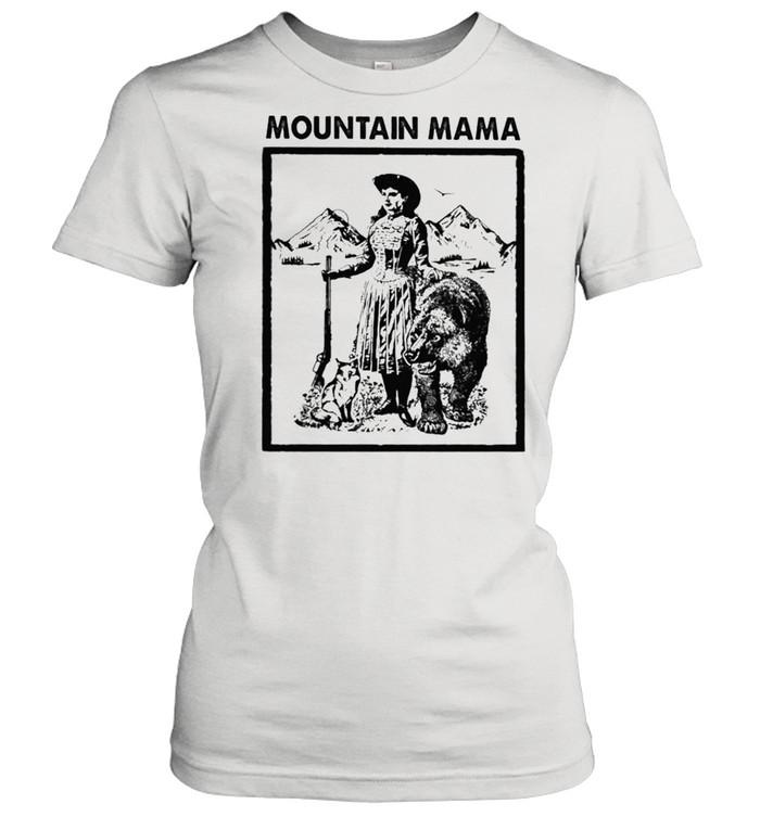 mountain mama shirt Classic Women's T-shirt