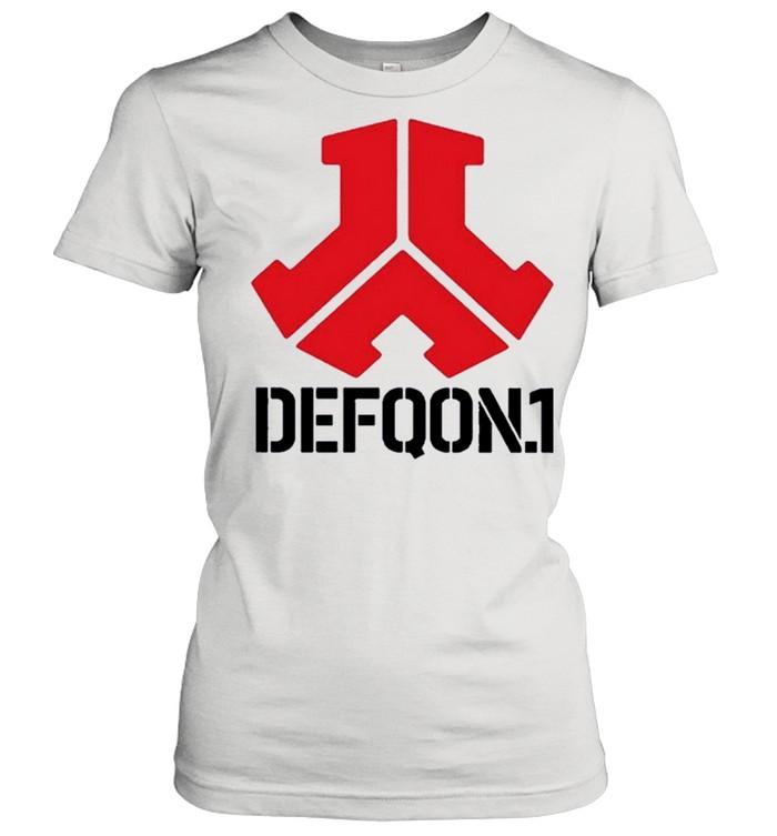 Defqon1 shirt Classic Women's T-shirt