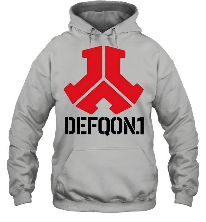 Defqon1 shirt Unisex Hoodie