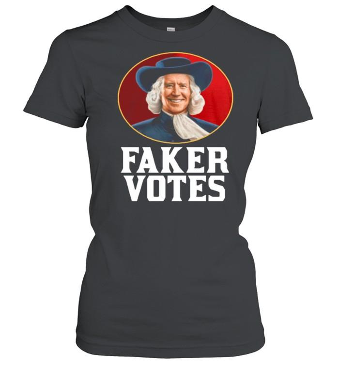 Jim Acosta Faker Votes shirt Classic Women's T-shirt