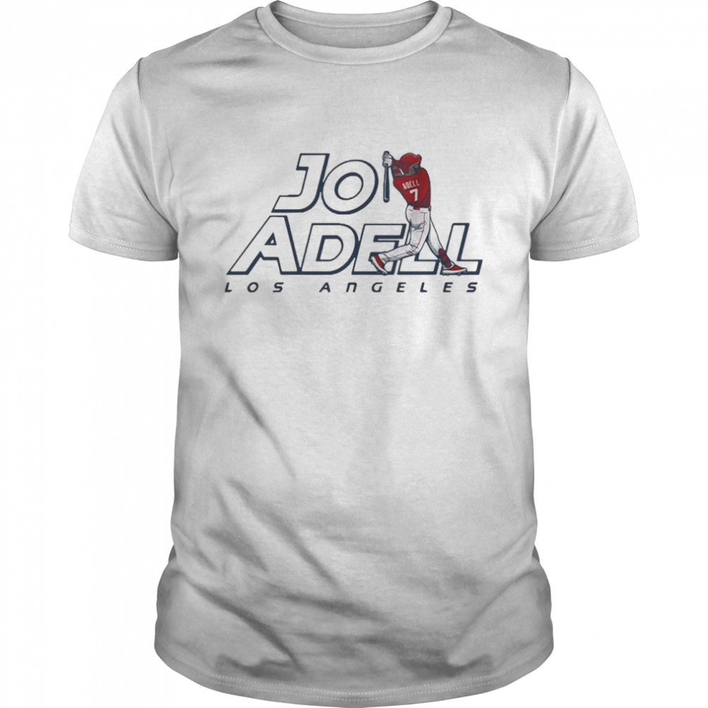 2021 Los Angeles Jo Adell shirt Classic Men's T-shirt