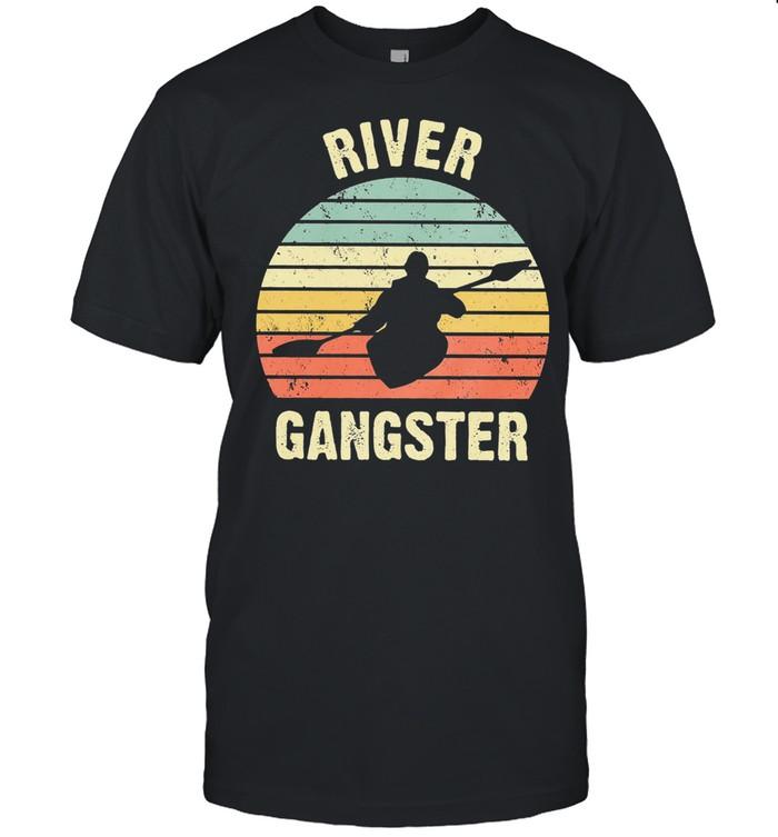 River gangster vintage shirt Classic Men's T-shirt
