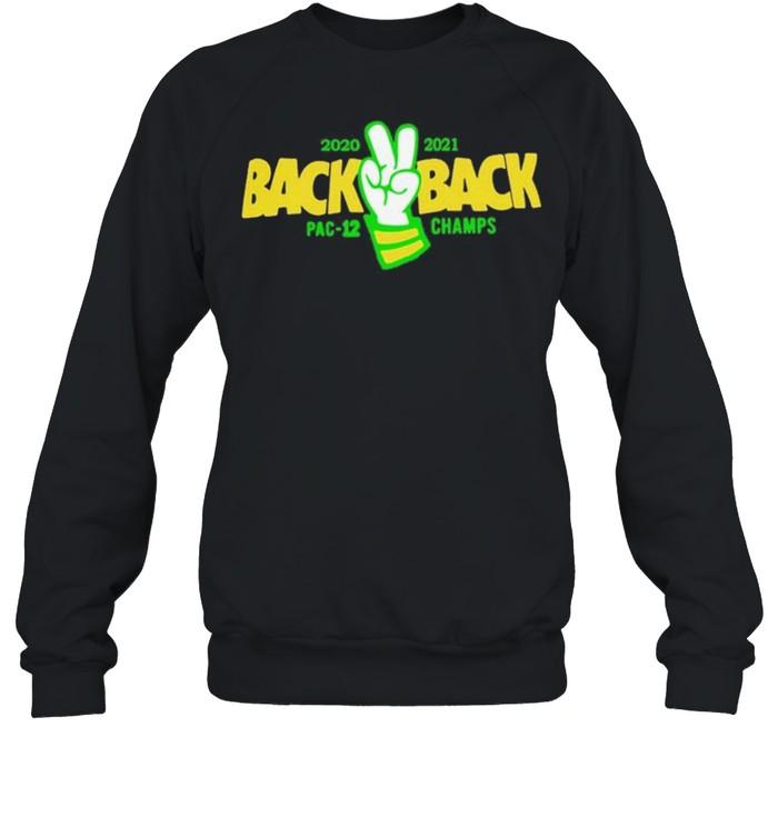 Back back pac 12 champs shirt Unisex Sweatshirt