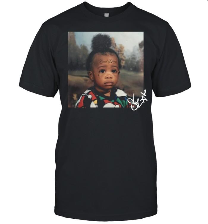 Sza good days gd baby 2021 signatures shirt