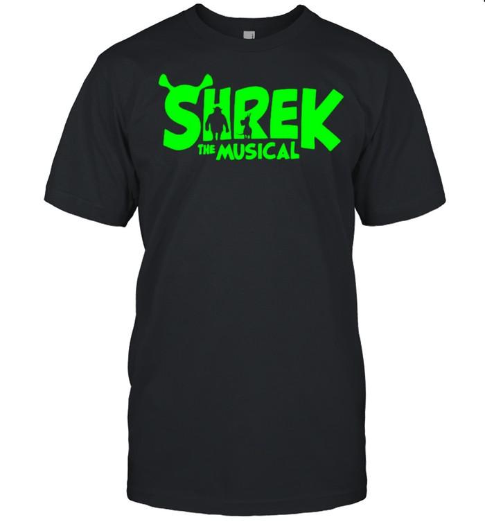 Shrek the musical shirt